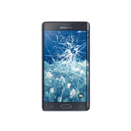 Reparar cambiar pantalla completa Samsung Note 4