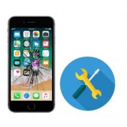 Reparación cambio cristal Iphone 6s ( transporte gratis )