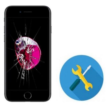 Reparar o cambiar pantalla Iphone 7 Original
