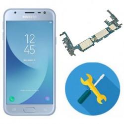 Reparar o cambiar placa base Samsung Galaxy J3 J330f 2017