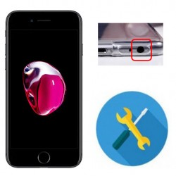 Reparar cambiar Jack de audio Iphone 6S