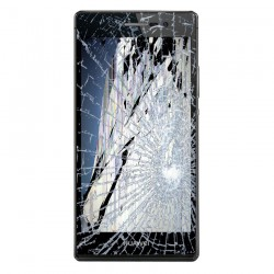 Reparación cambio pantalla lcd + tactil huawei p8 lite (transporte gratis)