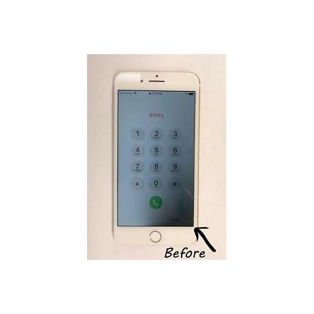 Reparar backlight no ilumina pantalla iphone 6