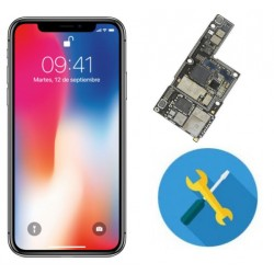Reparar o cambiar placa base IPHONE X