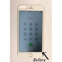 Reparar backlight no ilumina pantalla iphone 6