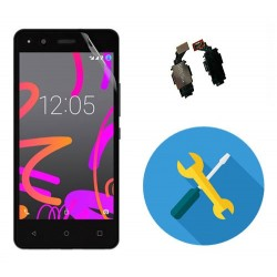 Reparar o cambiar jack audio Alcatel Pop C7