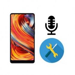 Reparar o cambiar microfono BQ AQUARIS E4.5