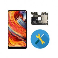 Reparar placa base note 4 n910 -Se reinicia, se apaga, no enciende