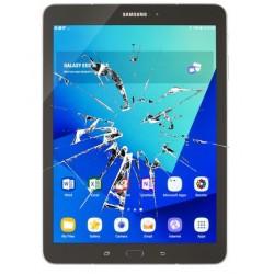 "Reparar o cambiar cristal tactil Samsung Galaxy tab s3 T825 T820 9.7"""