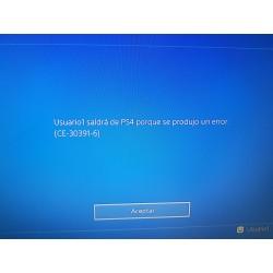 Reparar error CE-30391-6 PS4 FAT - SLIM - PRO