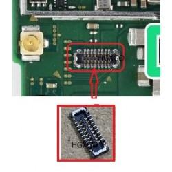 Reparar conector ffc de pantalla nintendo switch