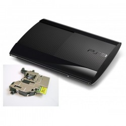 Reparar cambiar lente ps3 super slim 4k TRANSPORTE INCLUIDO