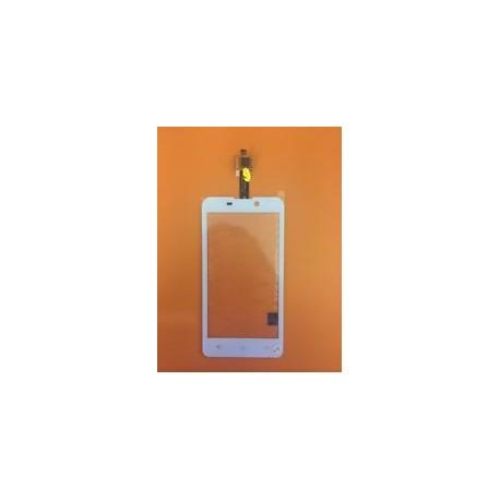 """Reparación cristal táctil Bq aquaris 4.5"""" blanco"""
