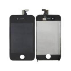 Cambio de Pantalla LCD + tactil iphone 4 negro ( portes gratis)