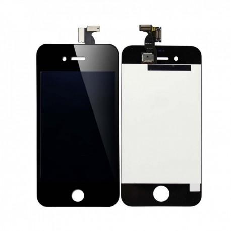 Cambio de Pantalla LCD + tactil iphone 4s negro ( PORTES GRATIS )
