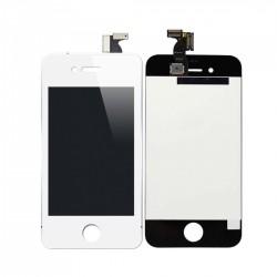 Cambio de Pantalla LCD + tactil iphone 4s blanco ( PORTES GRATIS )