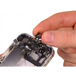 Cambio reparación auricular iphone 4S ( PORTES GRATIS )