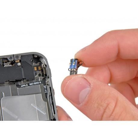 cambio reparacion modulo vibrador iphone 4s ( PORTES GRATIS )