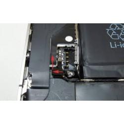 Cambio reparación conector batería iphone 4s ( PORTES GRATIS )