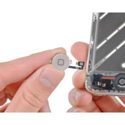 Cambio reparación botón home iphone 5 ( PORTES GRATIS )