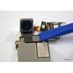 cambio reparación camara trasera iphone 5 ( PORTES GRATIS )