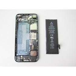 cambio reparacion conector bateria iphone 5g 5 ( PORTES GRATIS )