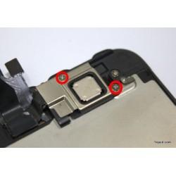 Cambio reparación camara frontal iphone 5s ( PORTES GRATIS )