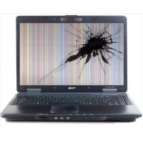 "Reparar cambiar pantalla rota portatil 10"""