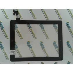 Reparacion cristal tactil IPAD 2 Negro transporte incluido