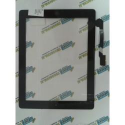Reparacion cristal tactil IPAD 4 con boton home transporte incluido