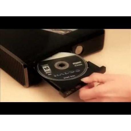 Xbox 360 slim se apaga sola o abre bandeja
