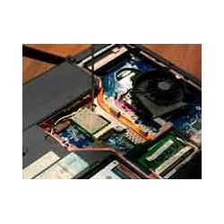 Reparar cambiar ventilador portátil