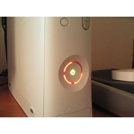 Reparar 3 luces rojas xbox 360 (portes gratis)
