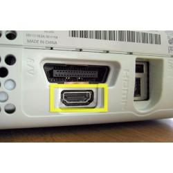 Cambio de conector HDMI xbox360