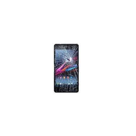 Cambio de cristal táctil Sony Xperia Z3 Compact (Transporte incluido)