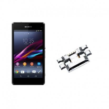 Cambiar reparar Sony Xperia z1 Compact