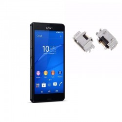 Cambiar repara conector de carga Sony Xperia Z3 Compact