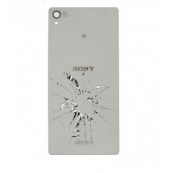 Cambiar reparar tapa bateria Sony Xperia Z3 Compact