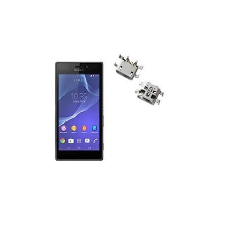 Cambiar reparar conector carga Sony Xperia M2