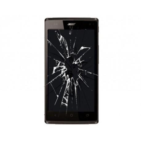 Reparar cambiar lcd y táctil Acer lquid Z5 Z150 Negro