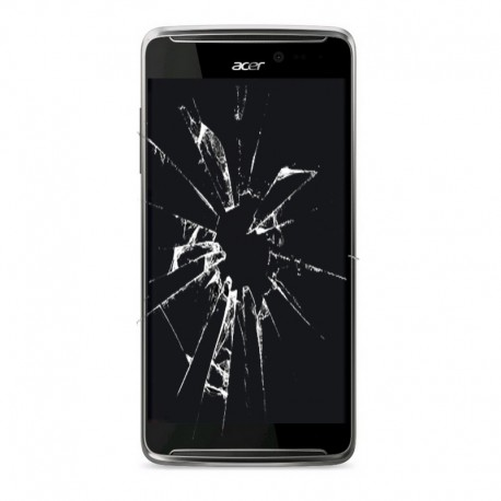 Reparar cambiar Cristal táctil y lcd Acer liquid E600