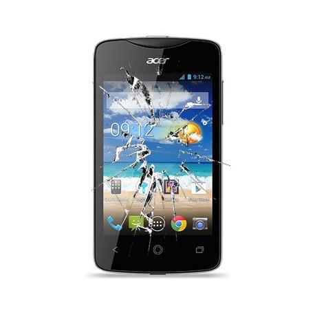 Reparar cambiar cristal táctil Acer liquid Z3 Z130