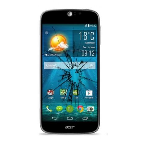 Reparar cambiar pantalla cristal táctil Acer liquid Jade S S56