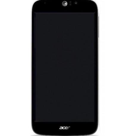 Reparar cambiar pantalla completa lcd y cristal táctil Acer liquid jade Z S57