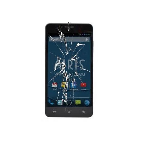 Reparar cambiar pantalla cristal táctil Airis TM60D
