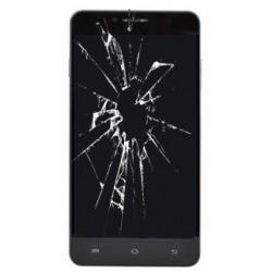 Reparar cambiar pantalla lcd y cristal tactil Airis TM60D