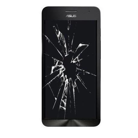 Reparar cambiar Pantalla LCD Y Táctil Asus Zenfone 5 A502CG, A500KL, A501CG, A500CG