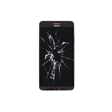 Reparar cambiar pantalla lcd y tactil Asus Zenfone 6