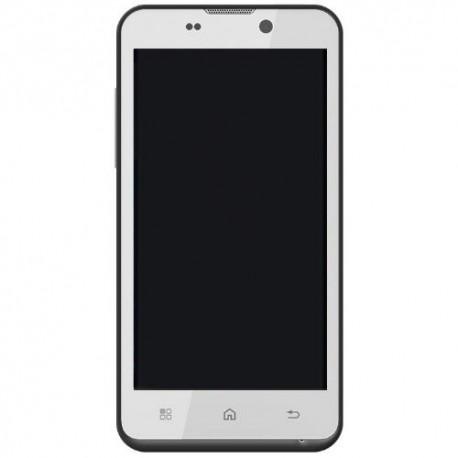 Reparación cambio pantalla LCD Bq Aquaris 4.5