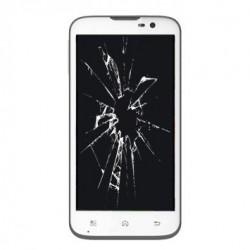 Reparación cambiar pantalla LCD y táctl Bq aquaris 5
